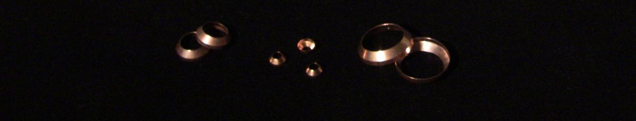 SECO7 Copper Crush Washers